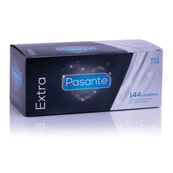 Pasante Extra Condooms - 144 stuks