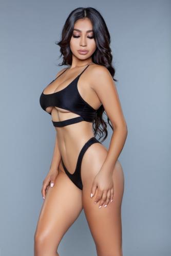 Gianna Bikini - Zwart