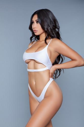 Gianna Bikini - Wit