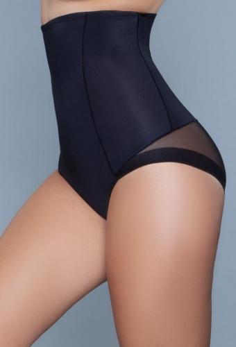 Peachy Soft Corrigerende Slip - Zwart