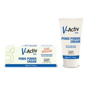 Vitaliserende penis crème 50 ml