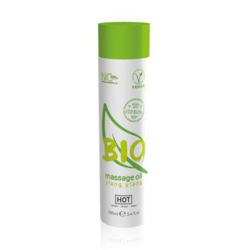 HOT BIO Massageolie Ylang Ylang - 100 ml