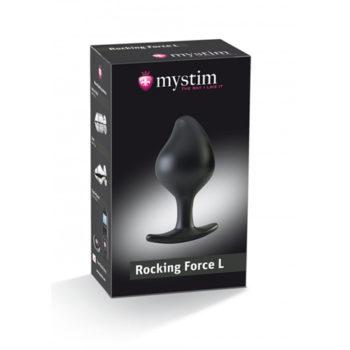 Mystim - Rocking Force L E-Stim Buttplug