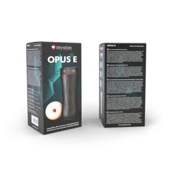Mystim Opus E-Masturbator - Donut