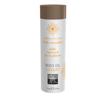 Luxury Massage Olie - Abrikoos & Duindoorn