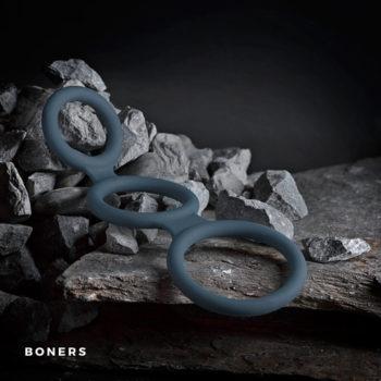 Boners Triple Ring