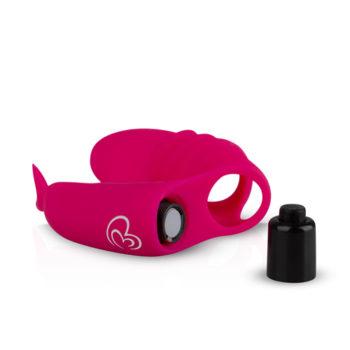 Vinger Vibrator - Roze
