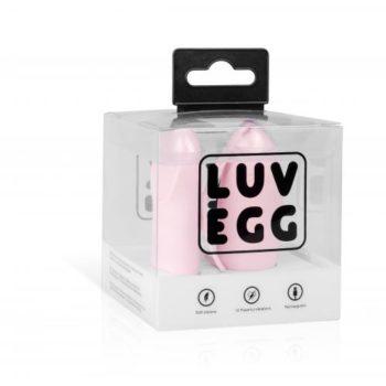 LUV EGG - Roze