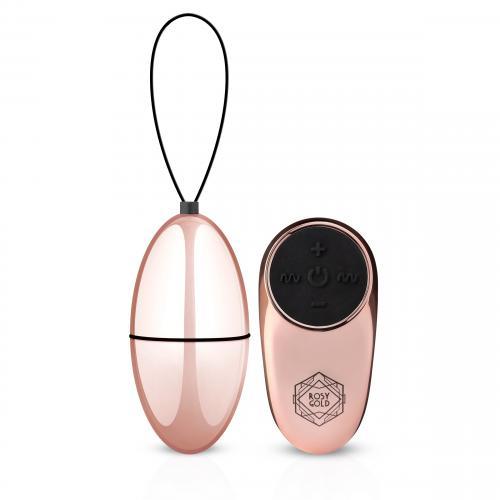 Rosy Gold - Nouveau Vibrating Egg