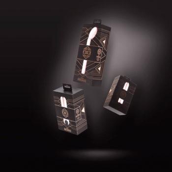 Rosy Gold - Nouveau Mini Vibrator