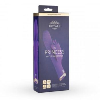Royals - The Princess Butterfly Vibrator