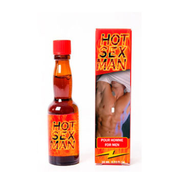 Hot Sex Lustopwekkende Druppels Man