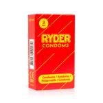 Ryder Condooms - 3 Stuks
