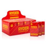 Ryder Condooms - 24 x 3 Stuks