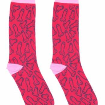 Sexy Sokken - Cocky Sock