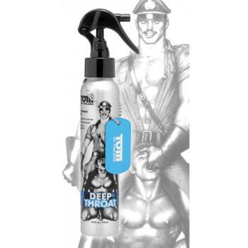 Tom of Finland Deep Throat Verdovende Oraal Spray