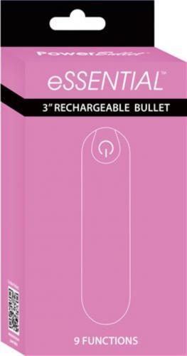 Essential Bullet Vibrator - Roze