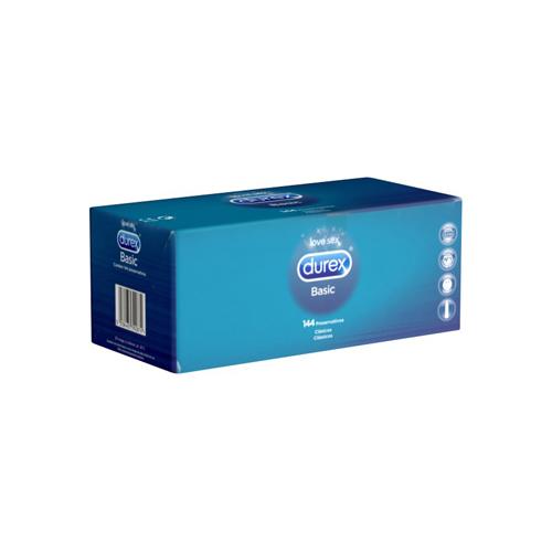 Durex Natural (Basic) Condooms - 144 stuks