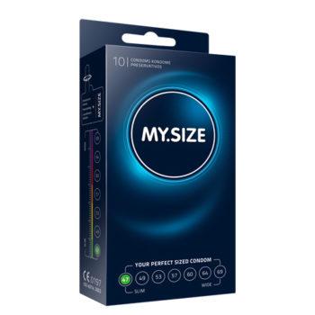 MY.SIZE 47 mm Condooms 10 stuks