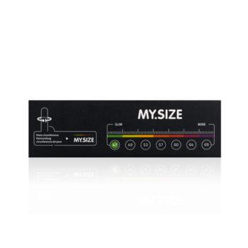 MY.SIZE 47 mm Condooms 36 stuks
