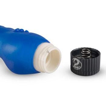 Waterdichte Blauwe Vibrator