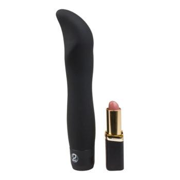 G-Spot Zwarte Vibrator