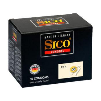 Sico Dry Condooms - 50 stuks