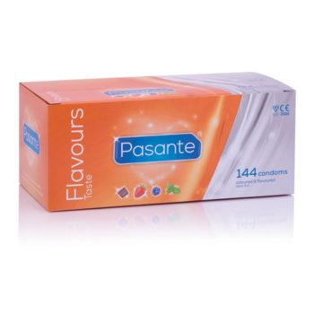 Pasante Flavours condooms - 144 stuks