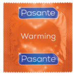 Pasante Warming Condooms - 144 stuks