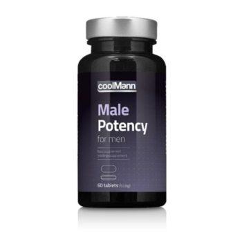 CoolMann - Male Potency Potentie Pillen - 60 stuks
