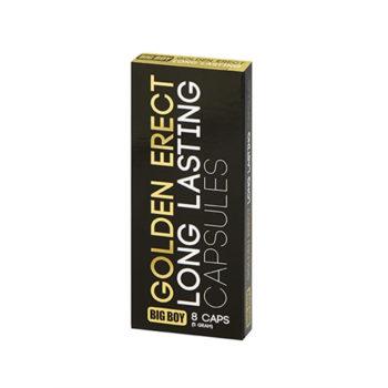 Golden Erectie Pillen - 8 stuks
