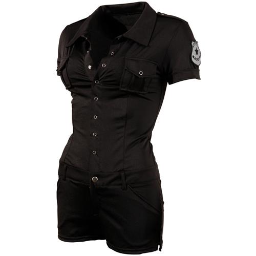 Dames Politie Uniform