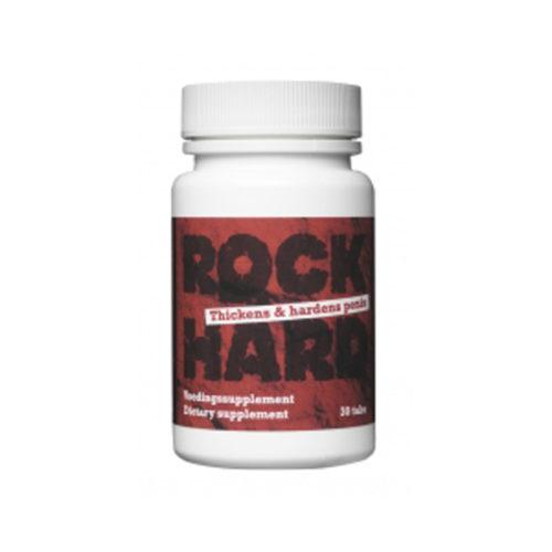 Potentiepillen - Rock Hard