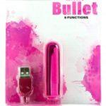 Mini Bullet Vibrator - Roze
