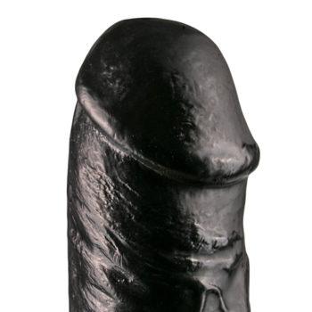 Realistische Dildo 29 cm - Zwart