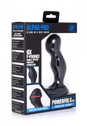 P-Pounce Pulserende Prostaat Vibrator