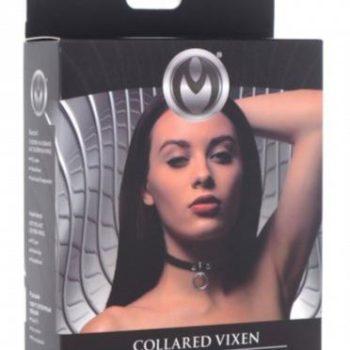 Collared Vixen Collar Met Ring
