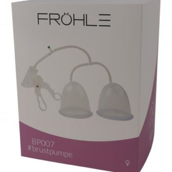 Fröhle - BP007 Borstpomp Set Cup C
