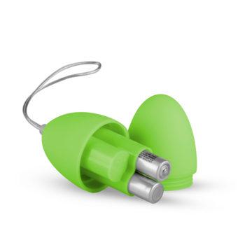 Vibrerend Ei Groen - EasyToys