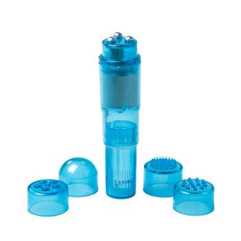 Easytoys Pocket Rocket - Blauw