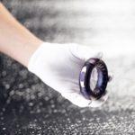 Hueman - Saturn Vibrerende Cock/Ball Ring