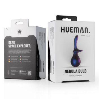 Hueman - Nebula Bulb Anaal Douche