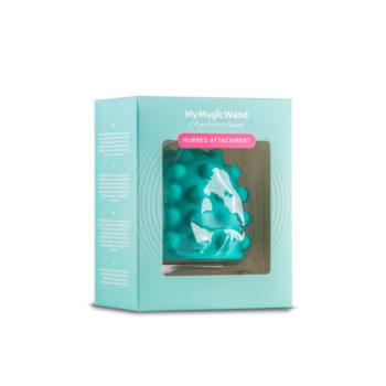 MyMagicWand Genopt Opzetstuk - Turquoise