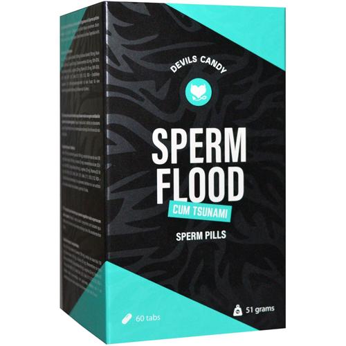 Devils Candy Sperm Flood