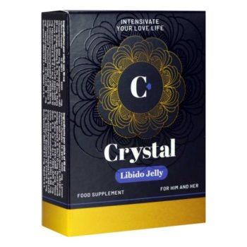 Crystal Libido Jelly - Lustopwekker Voor Man En Vrouw - 5 sachets