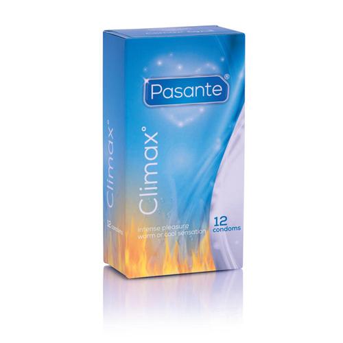 Pasante Climax Condooms - 12 stuks