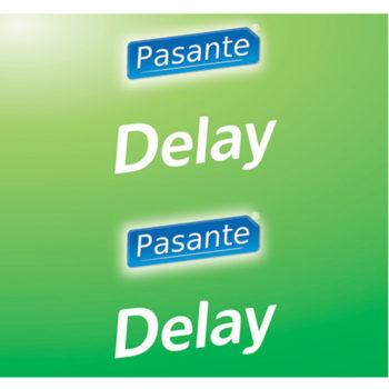 Pasante Delay Condooms - 12 stuks