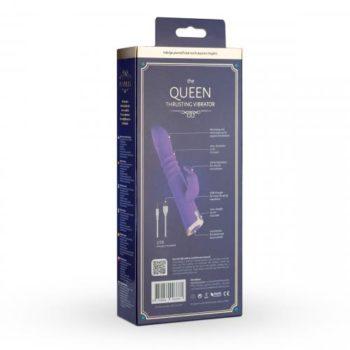 Royals - The Queen Rabbit vibrator