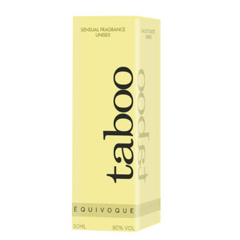 Taboo Equivoque Parfum Unisex 50 ML