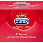Durex Extra Dunne Sensitivo Suave Condooms - 144 stuks